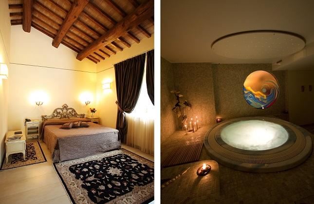 Soggiorno spa cena strada dei vini del cantico for Soggiorno in spa