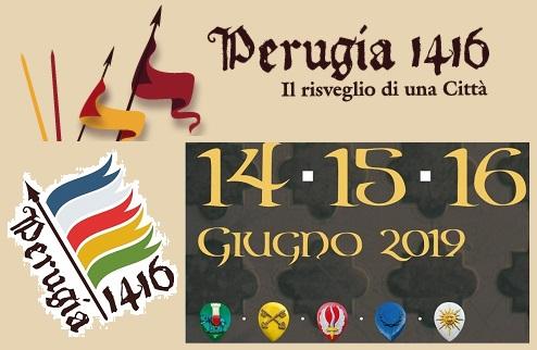 Perugia 1416. Vivi la storia
