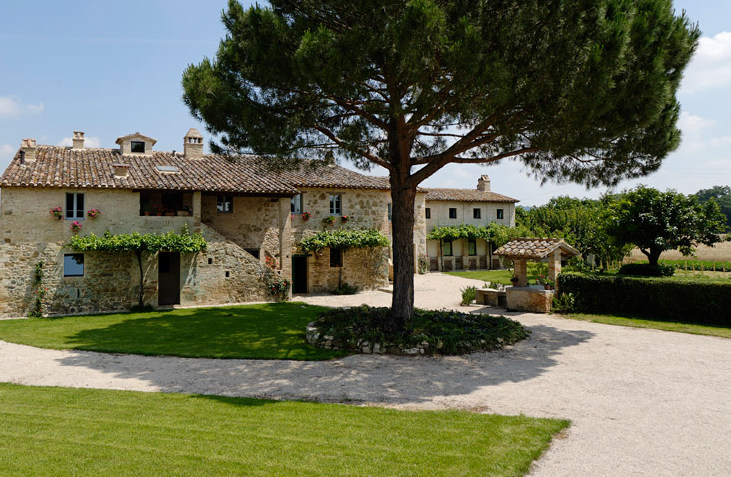 June Weekend in countryhouse in Torgiano