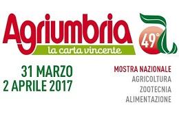 AgriUmbria<br>31 Marzo/2 Aprile 2017