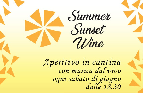 Summer Sunset Wine