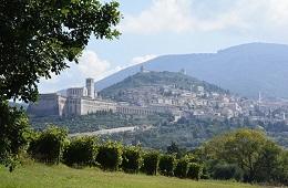 Alla scoperta di Assisi<br>Centro storico