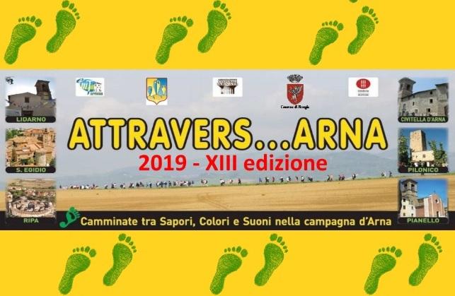 Attravers...arna 2019