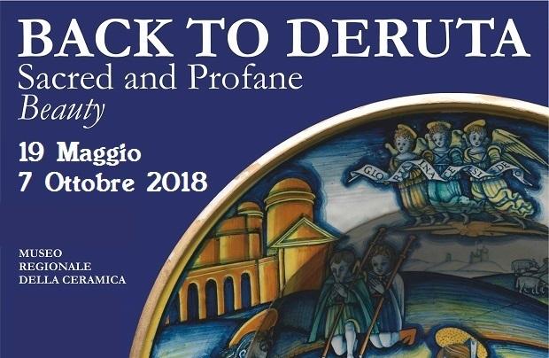 Back to Deruta