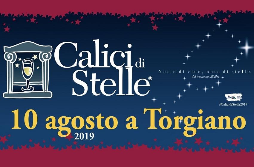 Calici di Stelle - Torgiano, 10 Agosto 2019