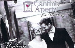 Cantine Aperte for Wedding<br>October 8th