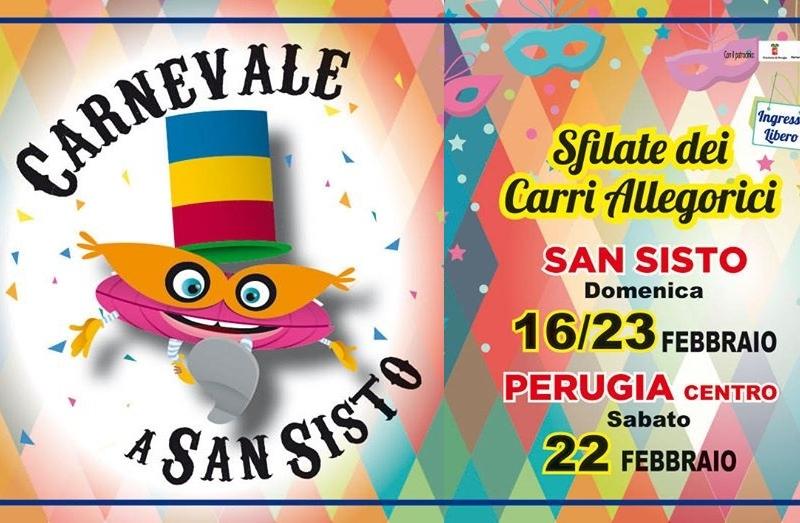 Carnevale di San Sisto - Perugia