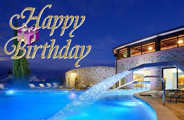 Your Birthday in Resort Spa