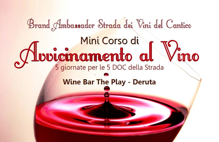 Mini-corso di avvicinamento al Vino