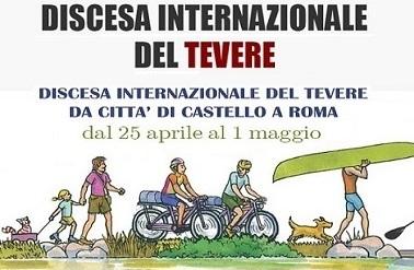 International Tiber Canoe Descent