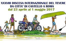 International Tiber Canoe Descent<br>April 23th/May 1st