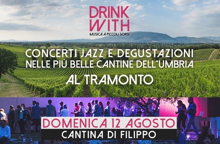 Drink With 2018 - Musica a piccoli sorsi