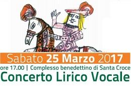 Concerto Lirico Vocale