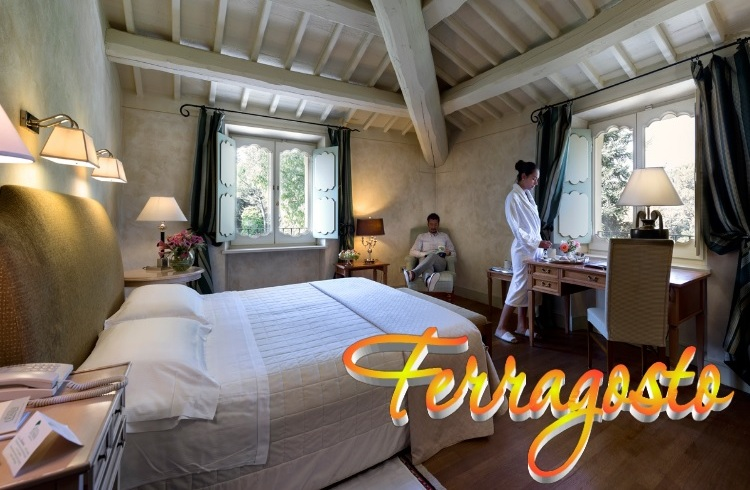 MidAugust Holiday in Perugia