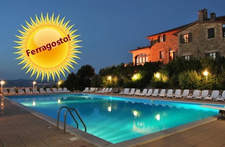 August 15 in Umbria