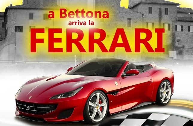 La Ferrari a Bettona