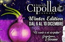 Onion Festival<br>Winter Edition<br>December 6th/10th 2017