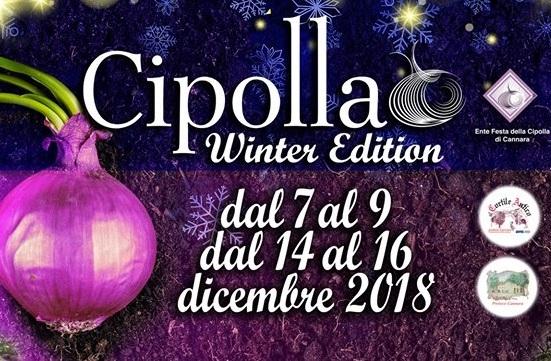 Onion Festival Winter Edition