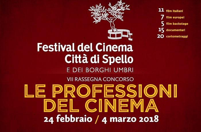 Cinema Festival Citta' di Spello 2018