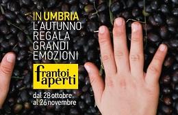 Frantoi Aperti 2017<br>28 Ottobre/26 Novembre