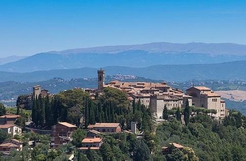 Fratta Todina e Monte Castello di Vibio
