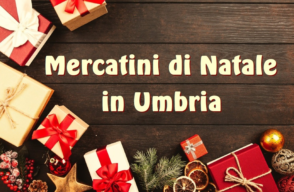 Christmas Markets Umbria 2019
