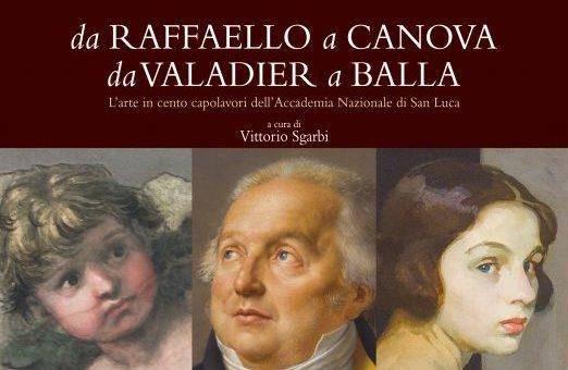 Da Raffaello a Canova, da Valadier a Balla