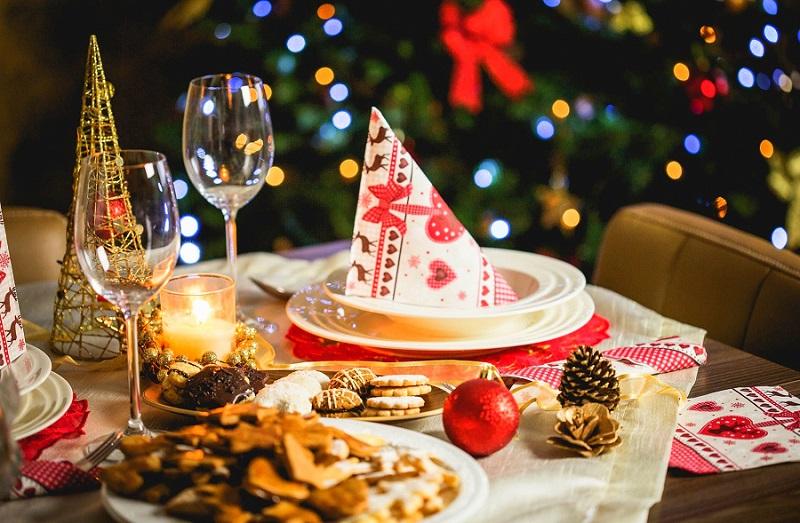 Pranzo di Natale in Ristorante a Torgiano