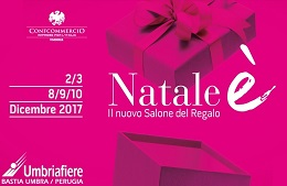 Expo Regalo 2017<br>Christmas is<br>2/3 and 8/9/10 December