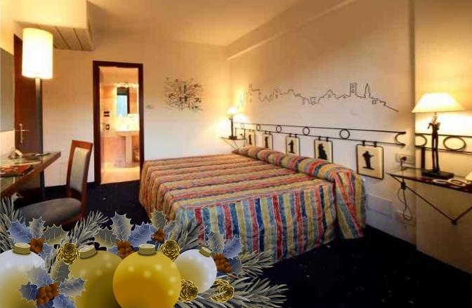 Xmas in Perugia in 4* Hotel