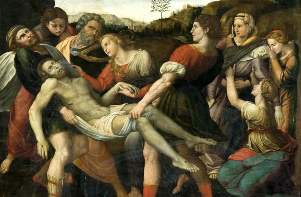 La fortuna della Pala Baglioni di Raffaello nelle copie perugine