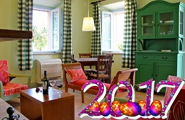 Easter 2017 in countryhouse in Torgiano