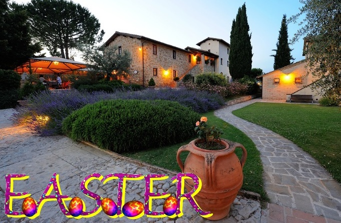 Easter 2018 in Relais