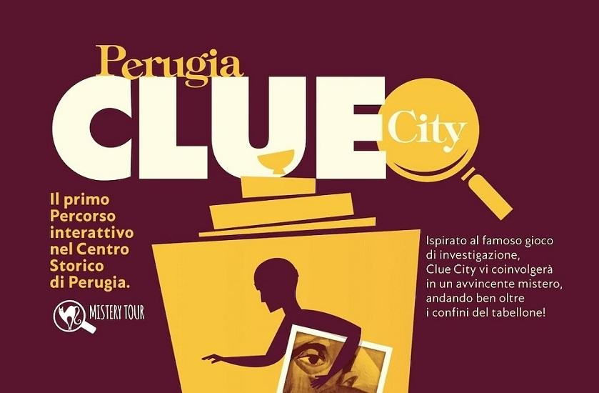 Perugia ClueCity - Mistery Tour