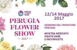 Perugia Flower Show<br>12/14 Maggio 2017