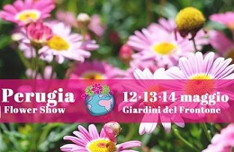 Perugia Flower Show<br>May 20th/22nd