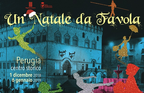 Perugia... Un Natale da Favola!