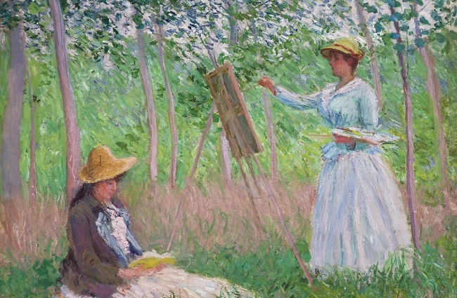 L'emozione unica di dipingere en plein air