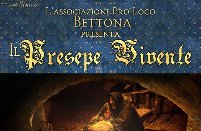 Presepe Vivente Bettona 2019/2020