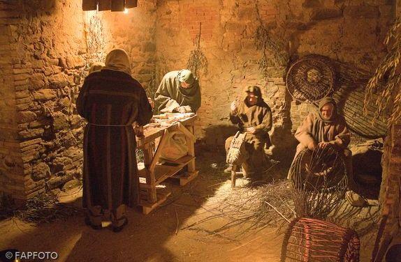 Presepe Vivente Petrignano di Assisi