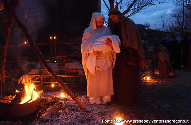 Living Crib San Gregorio d'Assisi