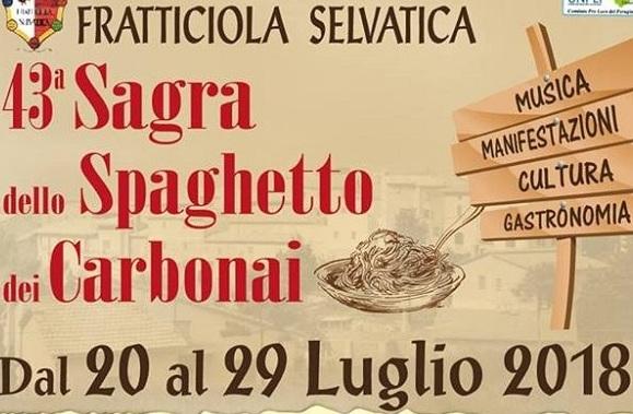 Sagra dello Spaghetto dei Carbonai