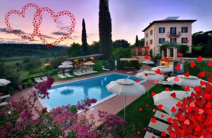 San Valentino a Perugia: intimo, esclusivo, speciale!
