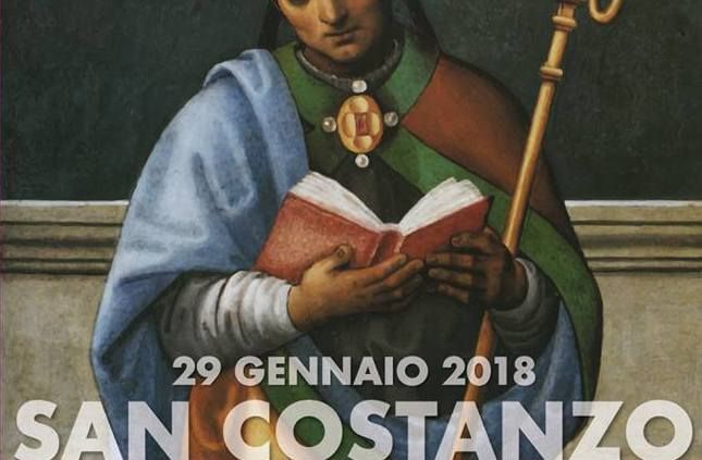 St Costanzo Patron's Day