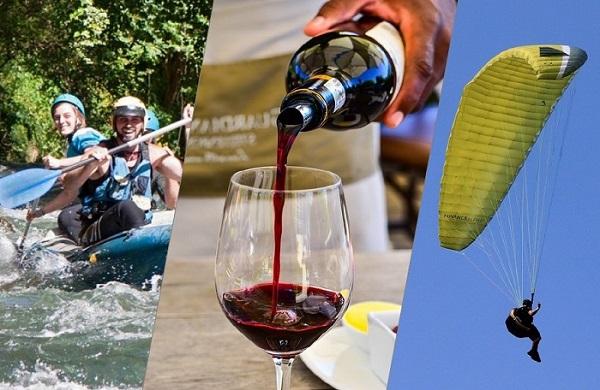 Adventure & Wine
