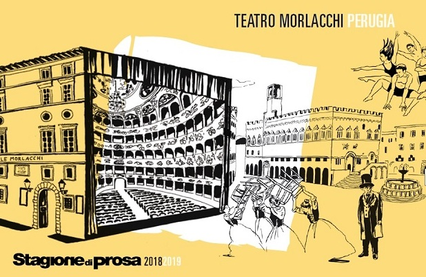 Theater Season Morlacchi Perugia
