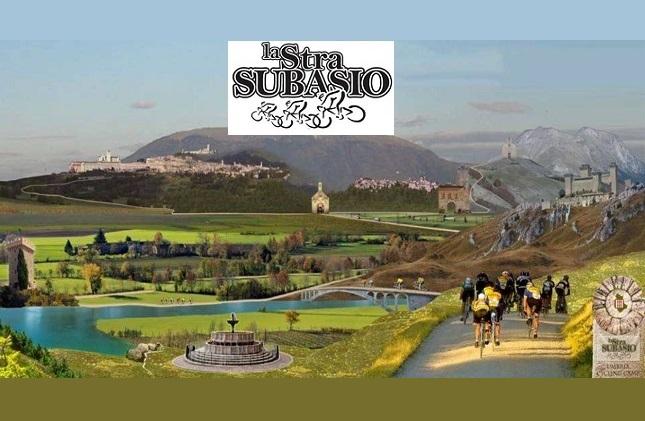 StraSubasio 2018 Randonnée di Assisi
