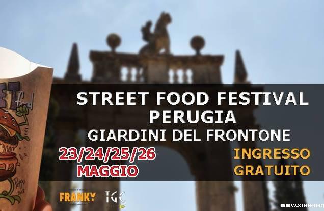 Street Food Festival Perugia