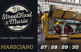 Street Food and Music Festival<br>27/30 Luglio 2017