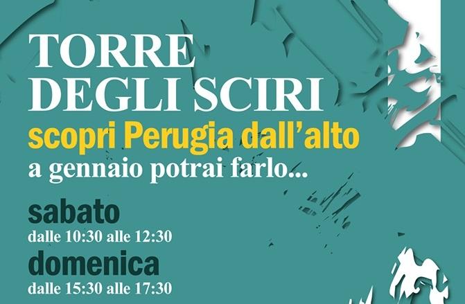 Sciri Tower Opening